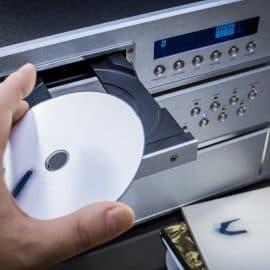 Odtwarzacze CD