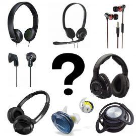 Rodzaje słuchawek – jakie słuchawki wybrać?