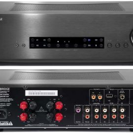 wzmacniacz stereo